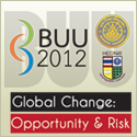 Burapha University International Conference 2012